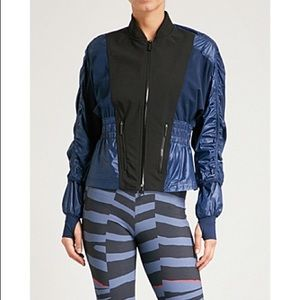 stella mccartney x adidas • windbreaker zip up